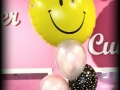 Smiley Graduación globos